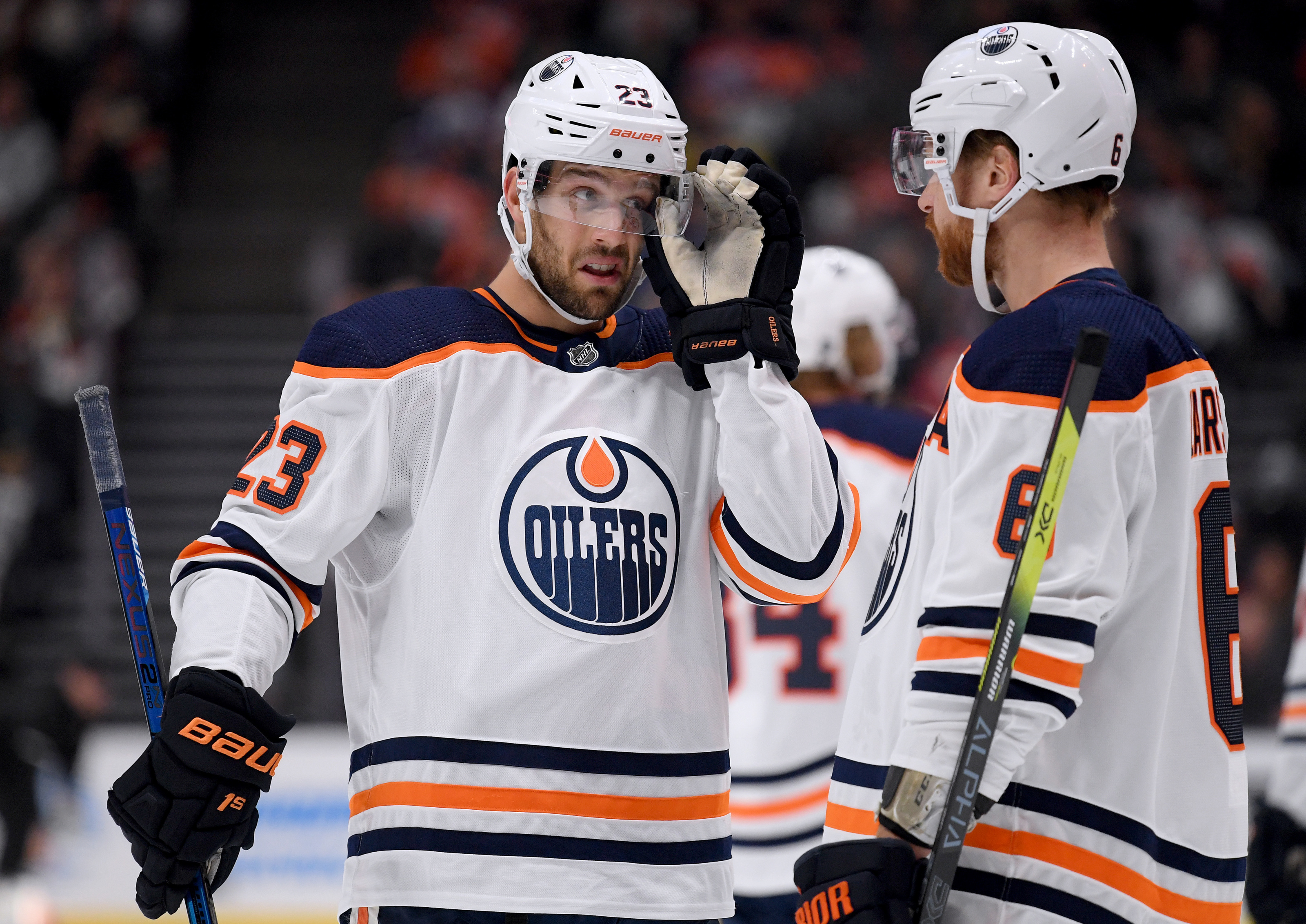 Edmonton Oilers Breaking Down The Potential Trading Of Adam Larsson