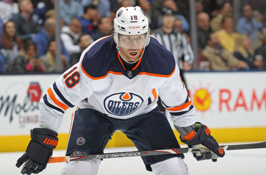 Oilers: A more creative way to deal with James Neal's contract